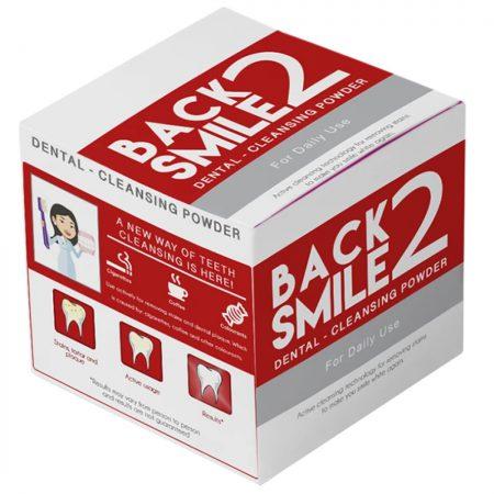 BACK 2 SMILE® Tandenpoeder